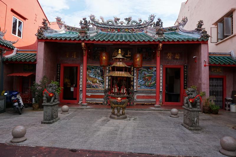 Kuching Chinese Temple