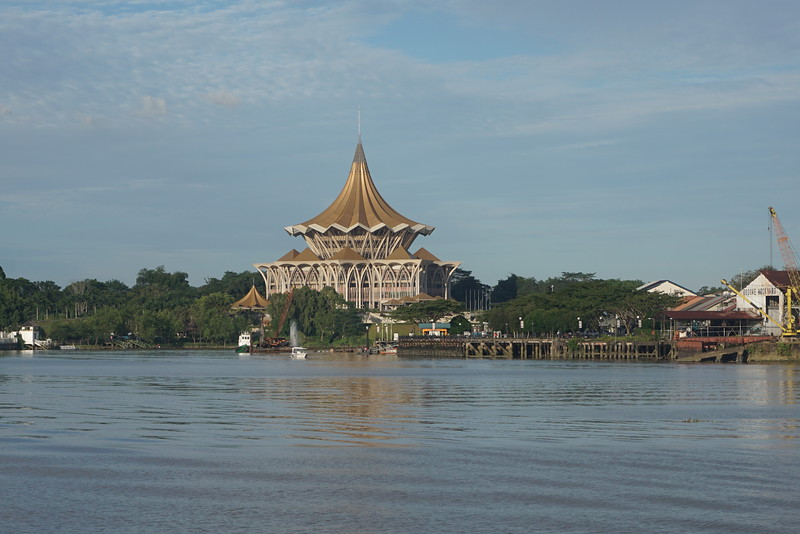 State Assembly Building of Kuching