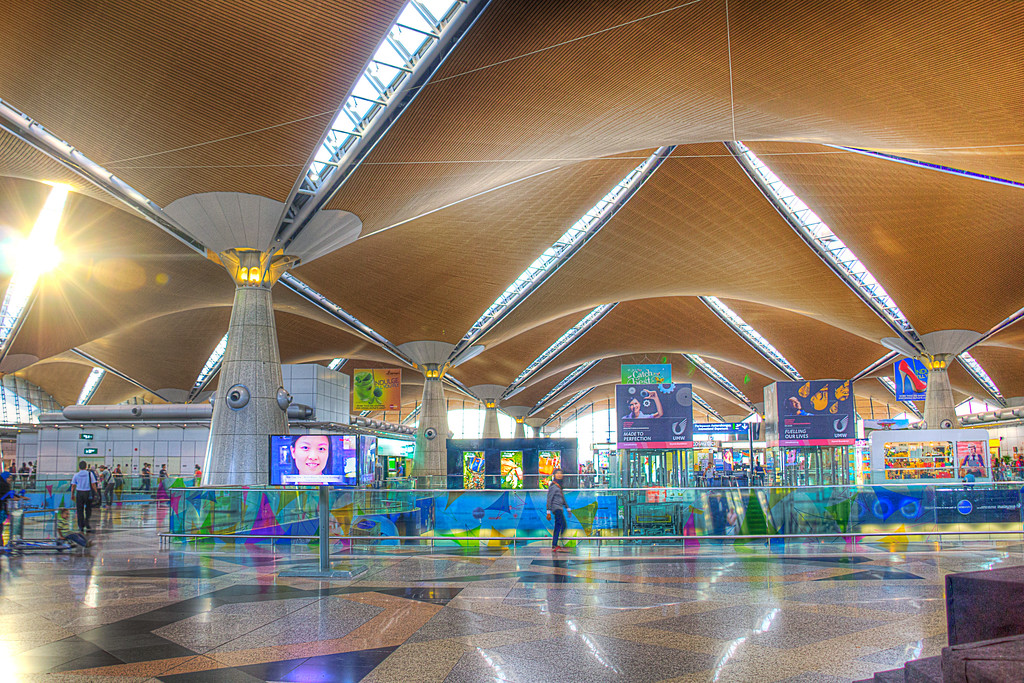Kuala Lumpur Int. Airport