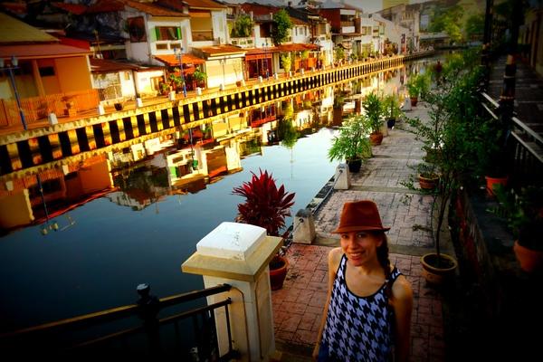 Mornings in Melaka