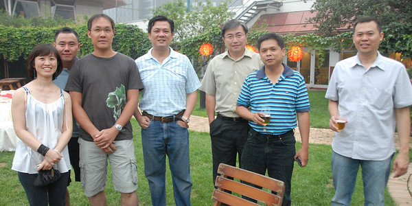 "Left to Right: Siu Lian, ""Robinhood"", Jerry, Chiang, Koh, Lim, Soo"