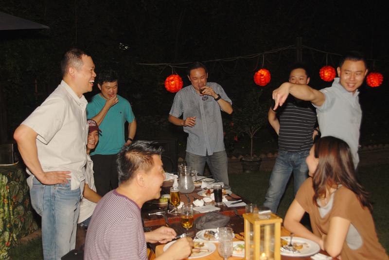 Left to Right: Hazri, Soo, Justin (red-cap), Desmond, Tim, Daniel, Robin & Sigrid