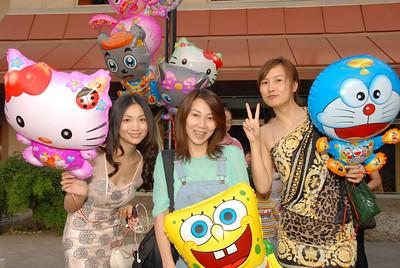 Xixi, Sigrid Tan & Yaoyao