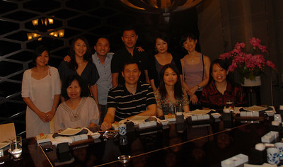 Left to Right: Yih See, Sigrid, Will, Robin, Rachel, Siu Lian Front: Jessie, Soo, Eong Hwee, Fui Chu