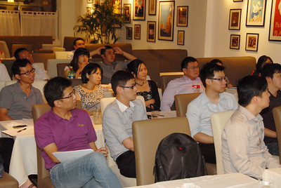 MIBs Financial Freedom Talk by Rajen Devadeson @ Gramns Cafe, Beijing