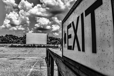 Malco Summer Drive In Exit