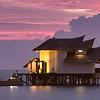 Maldive dusk