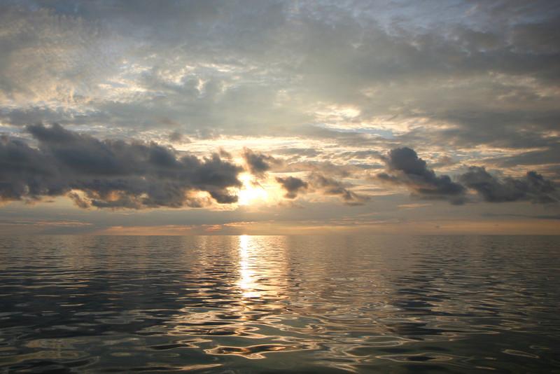 Vakarufalhi resort - sunset
