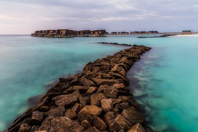 Ocean Villas at St. Regis Maldives.