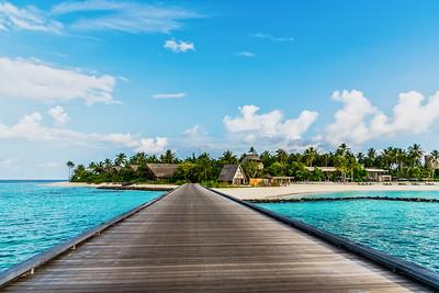 St. Regis Maldives Vommuli Resort.