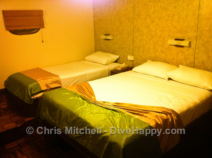 Carpe Vita Maldives Liveaboard Cabin