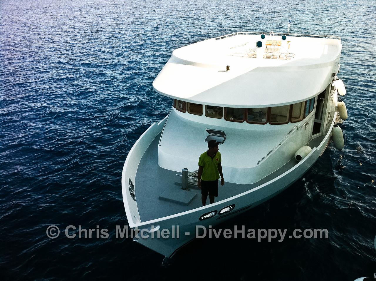 Carpe Vita Maldives Liveaboard Dhoni