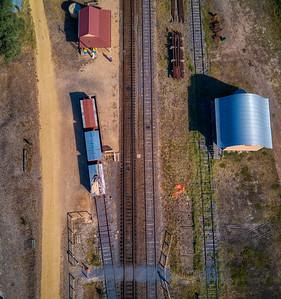 Muckleford-railway-station