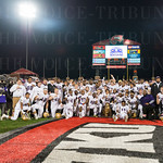 The Male Bulldogs capped an undefeated season with a 41-14 victory to claim the Class 6A state championship.