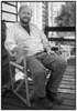 Claes Billedhugger og medhjælper på Charlottenborg 1999