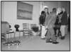 Erik Fischer afskedsreception 1990 Statens Museum for Kunst