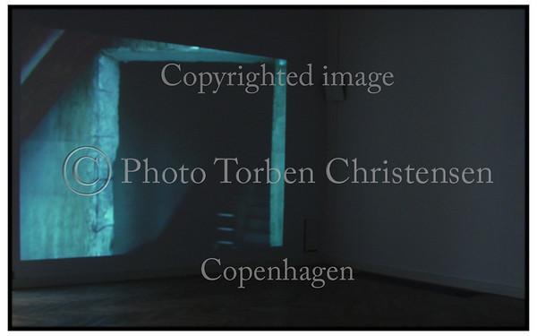 From Dusk to Dawn på Charlottenborg 2003.  Foto: Torben Christensen  København ©