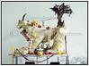 Leif Sylvester Gummidyr 1999 Foto: Torben Christensen  København ©