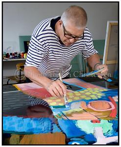 Leif Sylvester maler 2006
