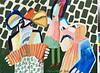En Engel Til Havefest 90x120