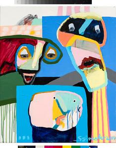 Leif Sylvester malerier Marts 2015