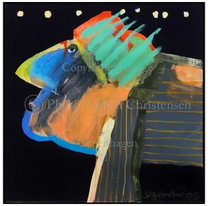 Leif Sylvester malerier 2007