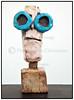 Leif Sylvester Malerier og skulpturer 28 december 2009.  Foto: Torben Christensen  København ©