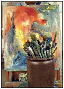 Lone Lindorph atelier 1998
