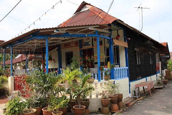 Malezyjski dom