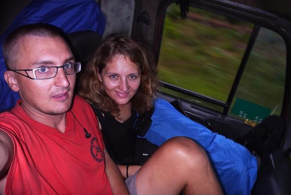 My w ciężarówce