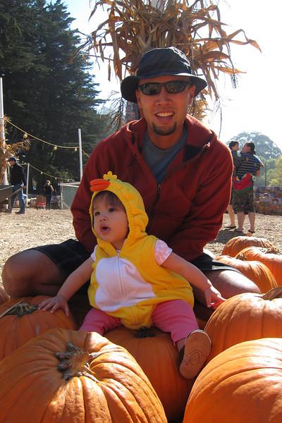 Malia's 1st Halloween