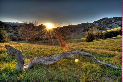 HDR Nikon D800 Malibu Landscapes with Wide-Angle Nikkor 14-24 mm 2.8 lens