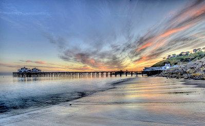High Dynamic Range (HDR) Shots of Malibu with a Nikon D3X