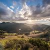 Malibu Creek State Park Winter Rains!   45EPIC Dr. Elliot McGucken Fine Art Landscape and Nature Photography