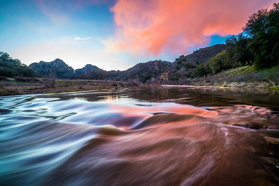Malibu Canyons Landscape Photography! Elliot McGucken Epic Sunset Fine Art Photography