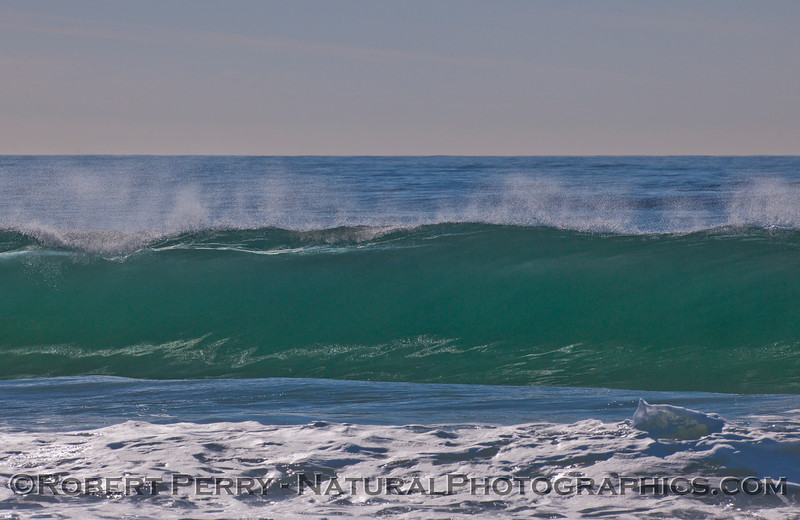 wave 1 - afternoon offshore winds