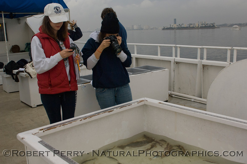 students on RV Challenger 2011 10-25 Long Beach  a - 011