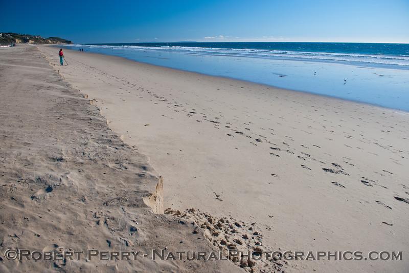 king tides low tide 2013 01-10 Zuma-g-011