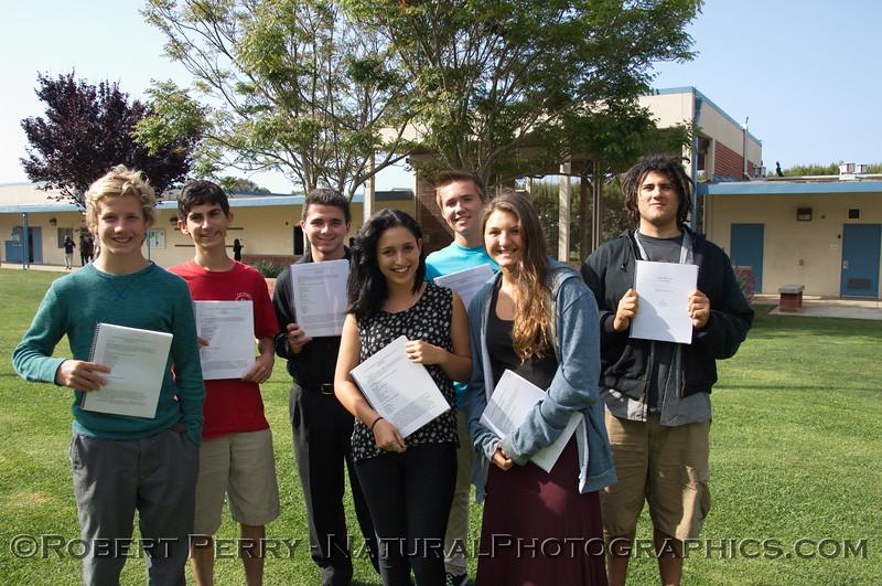 students Final Zuma projects 2013 05-17 Malibu-019