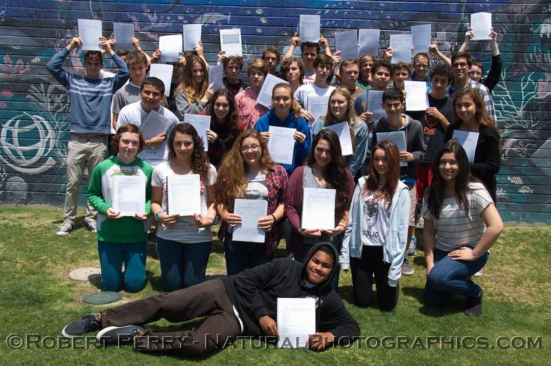 students Final Zuma projects 2013 05-17 Malibu-031