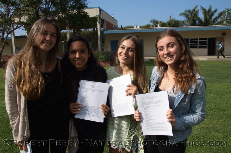 students Final Zuma projects 2013 05-17 Malibu-015