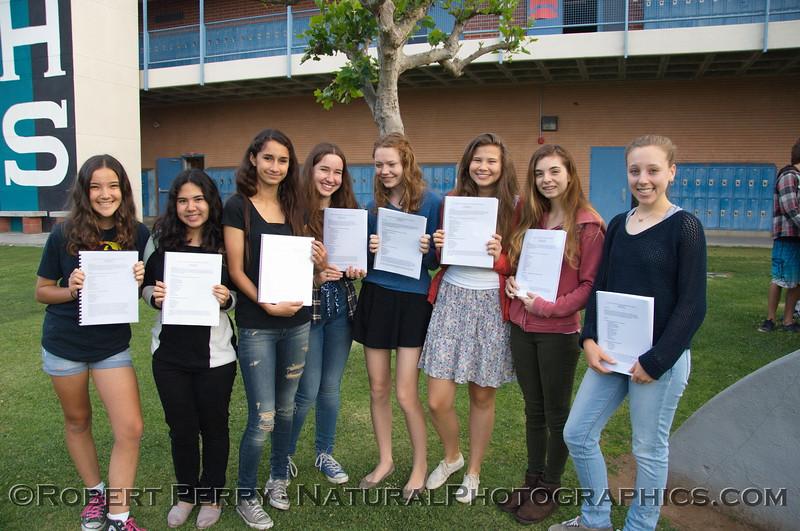 students Final Zuma projects 2013 05-17 Malibu-006