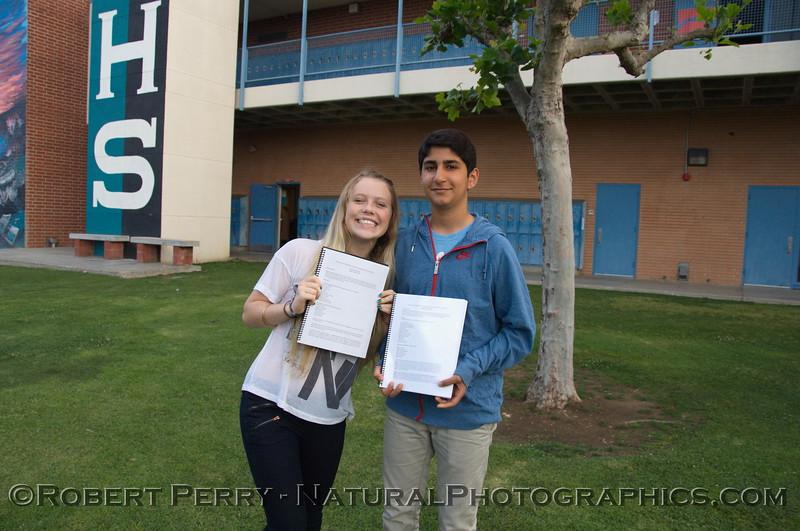 students Final Zuma projects 2013 05-17 Malibu-009