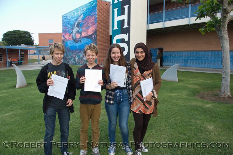 students Final Zuma projects 2013 05-17 Malibu-004