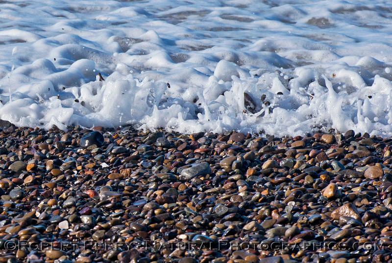 sand loss pebbles and shells exposed 2014 03-13 Zuma-019