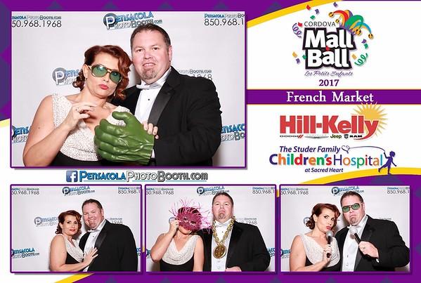 Mall Ball 2017 on 1-28-2017