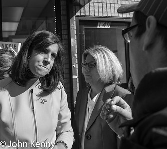 Malliotakis 116th/Lex 10/18/17