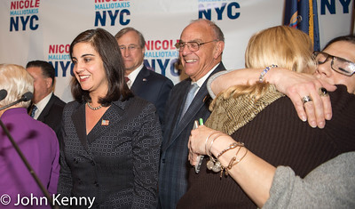 Malliotakis Election Night 11/7/17