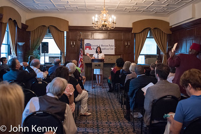 Malliotakis West Side Republican Club 6/27/17