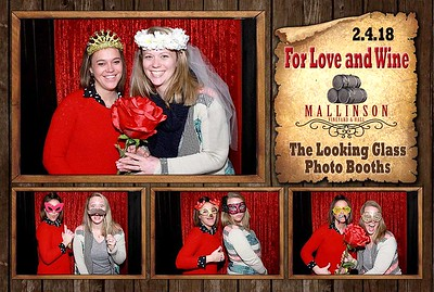 Mallison Vineyards - For Love And Wine